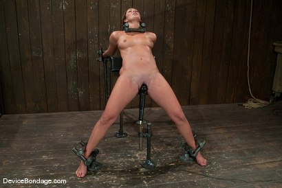 Photo number 14 from Angelica Saige<br>TTOO visits and brings a beaten Jade Indica. shot for Device Bondage on Kink.com. Featuring Angelica Saige in hardcore BDSM & Fetish porn.