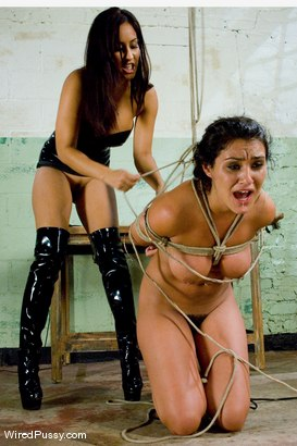 Photo number 9 from Charley Chase used like a piece of meat shot for Wired Pussy on Kink.com. Featuring Isis Love and Charley Chase in hardcore BDSM & Fetish porn.