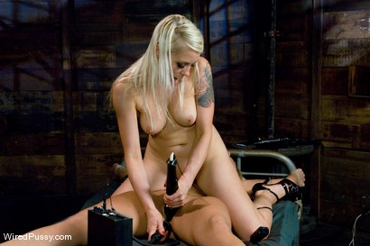 Photo number 14 from Big Tits, Round Ass shot for Wired Pussy on Kink.com. Featuring Lorelei Lee and Mellanie Monroe in hardcore BDSM & Fetish porn.