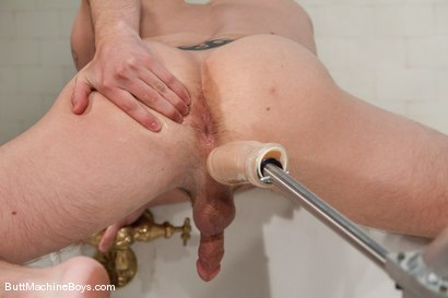 Photo number 8 from Krist Cummings in The Shower shot for Butt Machine Boys on Kink.com. Featuring Krist Cummings in hardcore BDSM & Fetish porn.