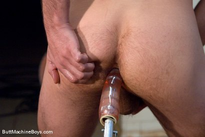 Photo number 6 from Conner Habib shot for Butt Machine Boys on Kink.com. Featuring Conner Habib in hardcore BDSM & Fetish porn.