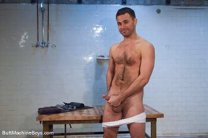 Photo number 2 from Conner Habib shot for Butt Machine Boys on Kink.com. Featuring Conner Habib in hardcore BDSM & Fetish porn.