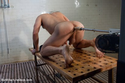 Photo number 9 from Conner Habib shot for Butt Machine Boys on Kink.com. Featuring Conner Habib in hardcore BDSM & Fetish porn.