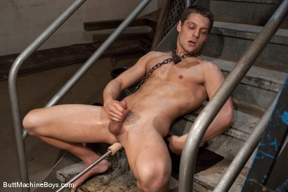 Photo number 14 from Andrew Blue and the Ass Master shot for Butt Machine Boys on Kink.com. Featuring Andrew Blue in hardcore BDSM & Fetish porn.