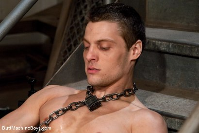 Photo number 15 from Andrew Blue and the Ass Master shot for Butt Machine Boys on Kink.com. Featuring Andrew Blue in hardcore BDSM & Fetish porn.
