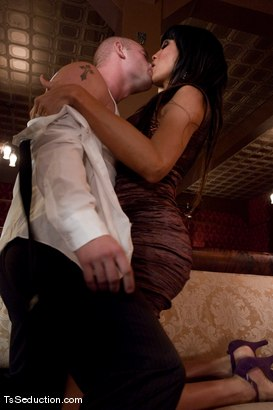 Photo number 2 from Yasmin Lee, Patrick Rouge shot for TS Seduction on Kink.com. Featuring Patrick Rouge and Yasmin Lee in hardcore BDSM & Fetish porn.