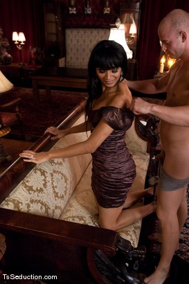 Photo number 3 from Yasmin Lee, Patrick Rouge shot for TS Seduction on Kink.com. Featuring Patrick Rouge and Yasmin Lee in hardcore BDSM & Fetish porn.
