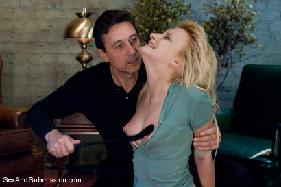 Photo number 6 from Bonus: Mallory Rae Murphy shot for Sex And Submission on Kink.com. Featuring Mallory Rae Murphy and Steve Holmes in hardcore BDSM & Fetish porn.