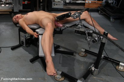 Photo number 3 from AMATEUR GIRL FRIDAYS <br> Kali shot for Fucking Machines on Kink.com. Featuring Cali in hardcore BDSM & Fetish porn.
