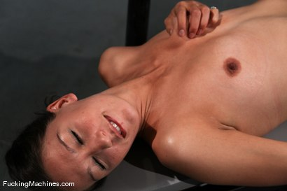 Photo number 4 from AMATEUR GIRL FRIDAYS <br> Kali shot for Fucking Machines on Kink.com. Featuring Cali in hardcore BDSM & Fetish porn.
