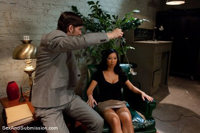 Photo number 1 from Submission of Tia Ling shot for Sex And Submission on Kink.com. Featuring John Henry and Tia Ling in hardcore BDSM & Fetish porn.