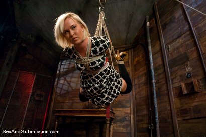 Photo number 1 from Sasha Knox shot for Sex And Submission on Kink.com. Featuring Mark Davis and Sasha Knox in hardcore BDSM & Fetish porn.