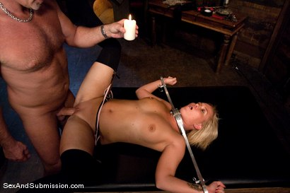 Photo number 12 from Sasha Knox shot for Sex And Submission on Kink.com. Featuring Mark Davis and Sasha Knox in hardcore BDSM & Fetish porn.