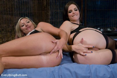 Photo number 6 from So you want to be an Anal Whore? Says Bobbi to Skylar shot for Everything Butt on Kink.com. Featuring Bobbi Starr and Skylar Price in hardcore BDSM & Fetish porn.