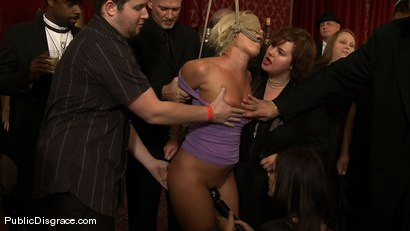 Photo number 2 from Sasha Knox Lives out her Ultimate Fantasy shot for Public Disgrace on Kink.com. Featuring Sasha Knox and Mark Davis in hardcore BDSM & Fetish porn.