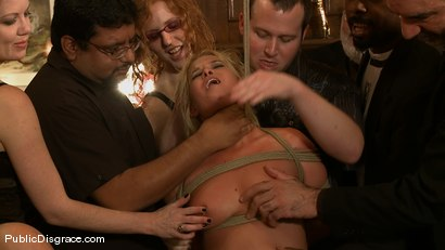 Photo number 5 from Sasha Knox Lives out her Ultimate Fantasy shot for Public Disgrace on Kink.com. Featuring Sasha Knox and Mark Davis in hardcore BDSM & Fetish porn.