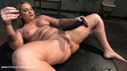 Squirting 101 with Flower Tucci