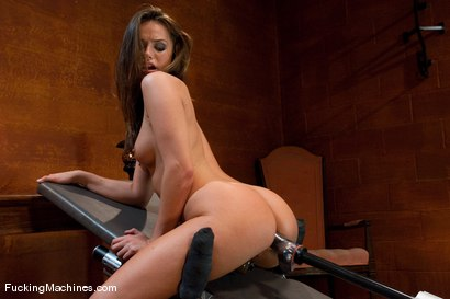 Photo number 8 from TORI BLACK <br> 110% fucking shot for Fucking Machines on Kink.com. Featuring Tori Black in hardcore BDSM & Fetish porn.