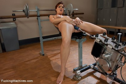 Photo number 12 from Jayden Cole  shot for Fucking Machines on Kink.com. Featuring Jayden Cole in hardcore BDSM & Fetish porn.