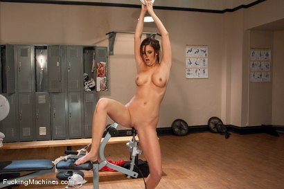 Photo number 7 from Jayden Cole  shot for Fucking Machines on Kink.com. Featuring Jayden Cole in hardcore BDSM & Fetish porn.