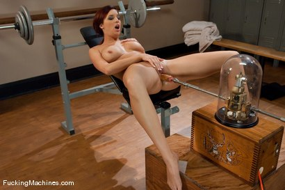 Photo number 4 from Jayden Cole  shot for Fucking Machines on Kink.com. Featuring Jayden Cole in hardcore BDSM & Fetish porn.