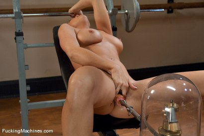 Photo number 6 from Jayden Cole  shot for Fucking Machines on Kink.com. Featuring Jayden Cole in hardcore BDSM & Fetish porn.