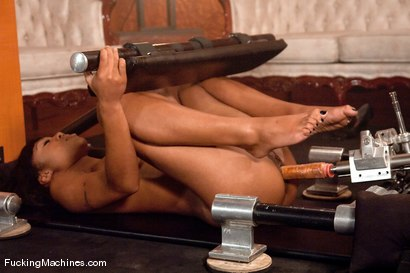 Photo number 5 from Member request <br> Evanni Solei shot for Fucking Machines on Kink.com. Featuring Evanni Solei in hardcore BDSM & Fetish porn.