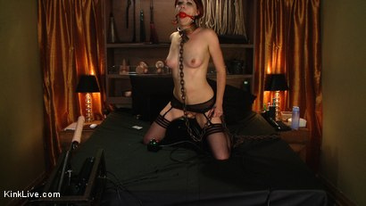 Photo number 11 from Lilla Kat is a Good Good Kitty shot for Kink Live on Kink.com. Featuring Lilla Katt in hardcore BDSM & Fetish porn.