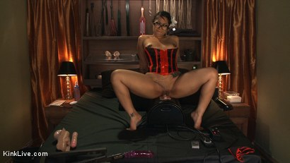 Photo number 6 from The Beautiful and Sexy Dragonlily shot for Kink Live on Kink.com. Featuring DragonLily in hardcore BDSM & Fetish porn.
