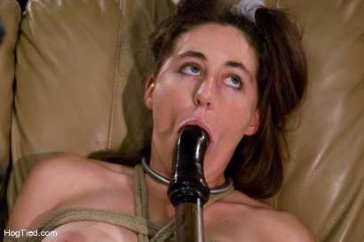 "Photo number 10 from Amateur Casting Couch: ""Fuck my ASS live"" Minx Grrl says shot for Hogtied on Kink.com. Featuring Minx Grrl in hardcore BDSM & Fetish porn."