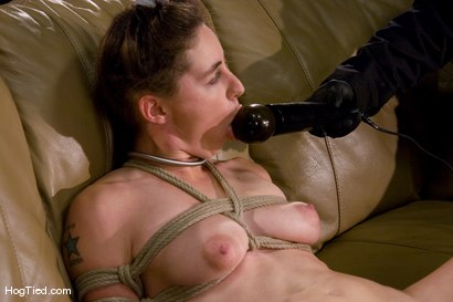 "Photo number 8 from Amateur Casting Couch: ""Fuck my ASS live"" Minx Grrl says shot for Hogtied on Kink.com. Featuring Minx Grrl in hardcore BDSM & Fetish porn."