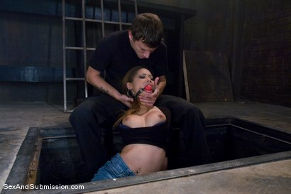 Photo number 3 from Angel Cummings shot for Sex And Submission on Kink.com. Featuring Mr. Pete and Angel Cummings in hardcore BDSM & Fetish porn.