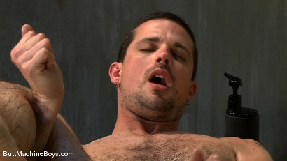 Photo number 14 from Kyle Sparks shot for Butt Machine Boys on Kink.com. Featuring Kyle Sparks in hardcore BDSM & Fetish porn.