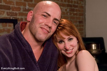 Photo number 15 from Calico's move in date... shot for Everything Butt on Kink.com. Featuring Calico and Derrick Pierce in hardcore BDSM & Fetish porn.