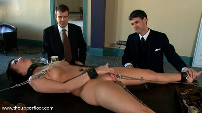 Photo number 13 from Service Sessions: House Routines shot for The Upper Floor on Kink.com. Featuring Cherry Torn in hardcore BDSM & Fetish porn.