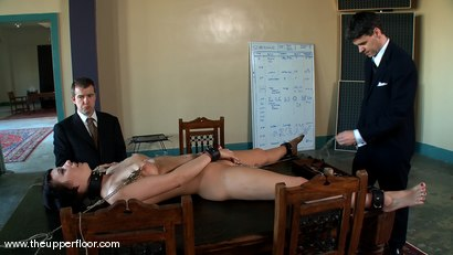Photo number 12 from Service Sessions: House Routines shot for The Upper Floor on Kink.com. Featuring Cherry Torn in hardcore BDSM & Fetish porn.