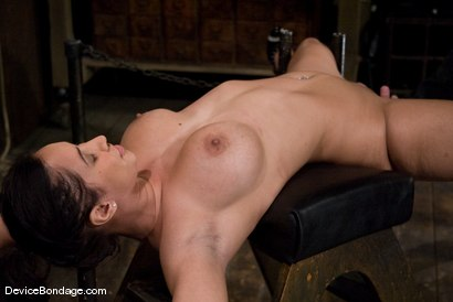 Photo number 9 from Isis Love <br> Suffers the hardest, wettest, most brutal orgasm, of her life. shot for Device Bondage on Kink.com. Featuring Isis Love in hardcore BDSM & Fetish porn.