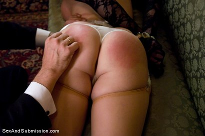 Photo number 5 from The Butler and the Mistress shot for Sex And Submission on Kink.com. Featuring Missy Woods and Steve Holmes in hardcore BDSM & Fetish porn.