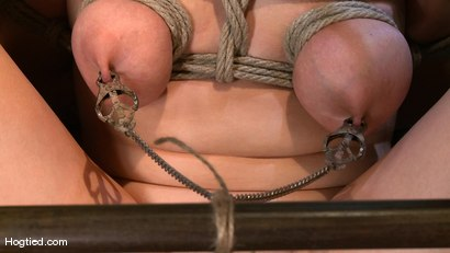 Photo number 13 from Big Titted Lacey Jane shot for Hogtied on Kink.com. Featuring Lacey Jane in hardcore BDSM & Fetish porn.