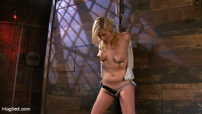 Photo number 4 from Big Titted Lacey Jane shot for Hogtied on Kink.com. Featuring Lacey Jane in hardcore BDSM & Fetish porn.