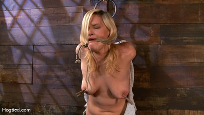 Photo number 6 from Big Titted Lacey Jane shot for Hogtied on Kink.com. Featuring Lacey Jane in hardcore BDSM & Fetish porn.