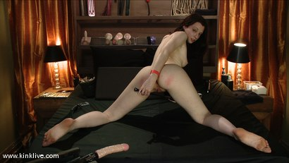 Photo number 2 from Amber Obeys shot for Kink Live on Kink.com. Featuring Amber Keen in hardcore BDSM & Fetish porn.