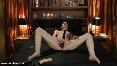 Photo number 4 from Amber Obeys shot for Kink Live on Kink.com. Featuring Amber Keen in hardcore BDSM & Fetish porn.