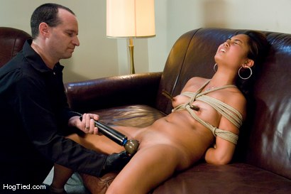 Photo number 14 from Amateur Casting Couch: Dahlia Toy shot for Hogtied on Kink.com. Featuring Dahlia Toy in hardcore BDSM & Fetish porn.