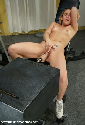 Photo number 7 from Lainey shot for Fucking Machines on Kink.com. Featuring Lainey in hardcore BDSM & Fetish porn.