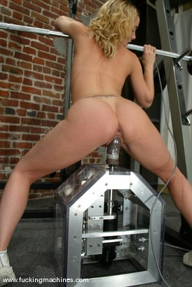 Photo number 10 from Lainey shot for Fucking Machines on Kink.com. Featuring Lainey in hardcore BDSM & Fetish porn.