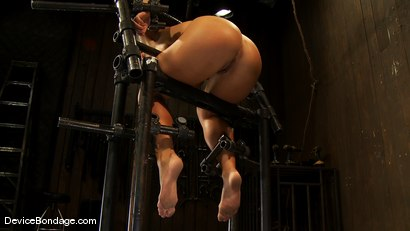 Photo number 1 from Holly Heart<br> Former collegiate athlete cumming like a whore shot for Device Bondage on Kink.com. Featuring Holly Heart in hardcore BDSM & Fetish porn.