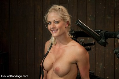 Photo number 15 from Holly Heart<br> Former collegiate athlete cumming like a whore shot for Device Bondage on Kink.com. Featuring Holly Heart in hardcore BDSM & Fetish porn.