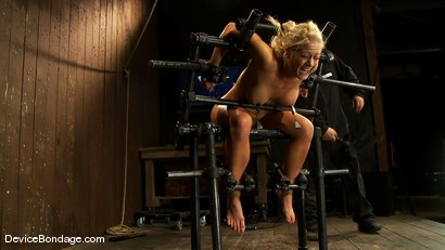 Photo number 6 from Holly Heart<br> Former collegiate athlete cumming like a whore shot for Device Bondage on Kink.com. Featuring Holly Heart in hardcore BDSM & Fetish porn.
