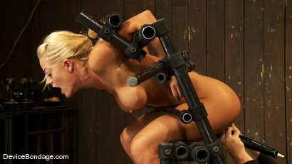 Photo number 11 from Holly Heart<br> Former collegiate athlete cumming like a whore shot for Device Bondage on Kink.com. Featuring Holly Heart in hardcore BDSM & Fetish porn.